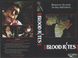 Blood Rites DVD cover