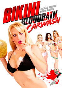 Win 1 of 3 copies of <B>Bikini Bloodbath Carwash</b>