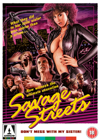Win 1 of 2 copies of <b>Savage Streets</b>