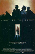 Is there a sequel to <b>Night of the Comet</b> on it's way?