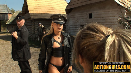 Actiongirls: Soldiers of the Dead Part 1