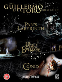 Win <b>Guillermo del Toro Collection</b> boxsets, signed posters and soundtracks