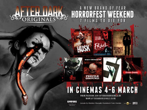 Afer Dark: Horrorfest comes to the UK this March courtesy of Empire Cinemas