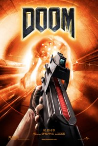 <b>Doom</b> movie comes to Region 1 DVD on 7th February