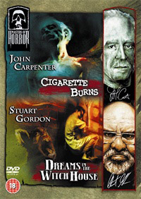 Winners of our <b>Masters of Horror</b> DVD competition