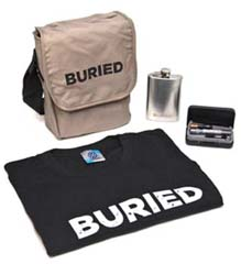 Winners of our Buried competition announced!