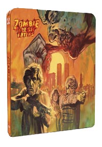 Winners of the Zombie Flesh Eaters Blu Ray Steelbox announced