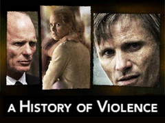 Site and trailer for <b>A History of Violence</b>