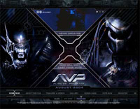 Alien Vs Predator website goes live