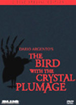 Blue Underground release <b>The Bird With The Crystal Plumage</b>