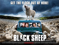 Weresheep and WETA; An interview with <b>Black Sheep</b> director Jonathan King