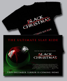 Winners of our <b>Black Christmas</b> competition