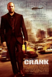 <b>Crank</b> poster and synopsis