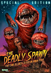 Special Edition of <b>Deadly Spawn</b> details