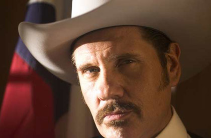 Sheriff Wydell - William Forsythe
