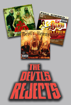 Winner of our <b>Devil's Rejects</b> CD comp