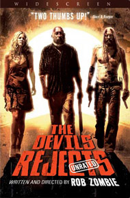 Full specs for <b>The Devil's Rejects</b> DVD