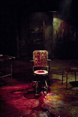 News on Eli Roth's second film, <b>Hostel</b>