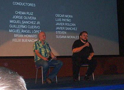 Frightffest 2006 – Guillermo del Toro