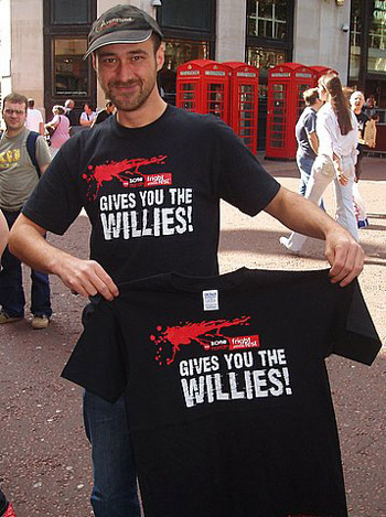 Frightffest 2006 – Gives you the Willies