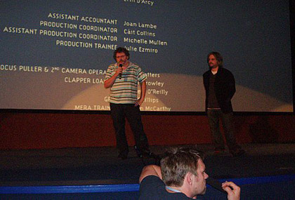 Frightffest 2006 – Bill O'Brien at FrightFest  2006