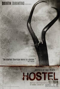 Final release date and poster for <b>Hostel</b>
