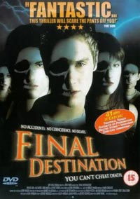Not so final <b>Final Destination</b>