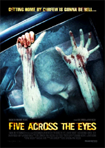 Interview with directing team behind <B>Five Across the Eyes</b>