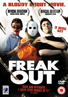 Freakin' A! <b>Freak Out</b> finally makes it to DVD