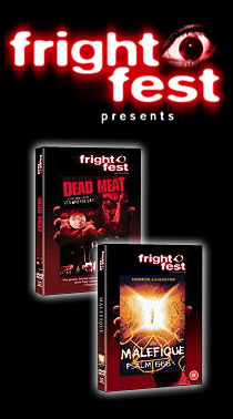 Winners of our <b>FrightFest Presents</b> DVD comp
