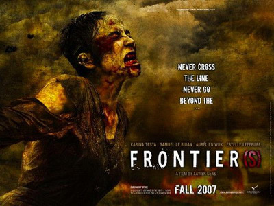 Fontiere(s) film poster
