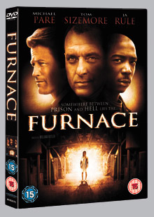 Winners of our <b>Furnace</b> DVD competition
