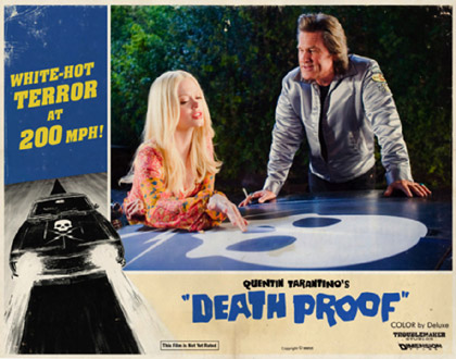 Grindhouse lobby card