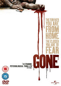 Win 3 goodie bags and a copy of <b>Gone</b> on DVD