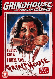 Win one of 2 copies of <b>Grindhouse Trailer Classics</b>