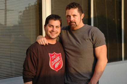 Adam Green and Kane Hodder - Hatchet