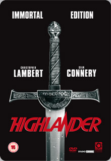 Don't lose your head over the <b>Highlander</b> Immortal Edition