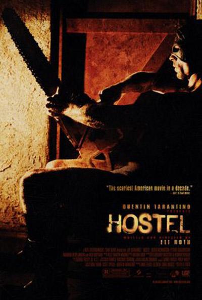 Hostel US Poster