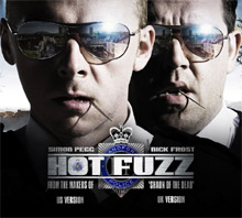 New website goes live for <b>Hot Fuzz</b>