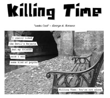 Subscribe to new fanzine <b>Killing Time</b>