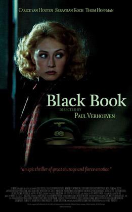 Paul Verhoeven's Black Book poster