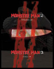 Plot synopsis details for <b>Monster Man 2 and 3</b>