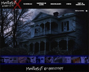 See the 10th anniversary Monsterfest on AMC