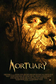 Poster for Tobe Hooper's <b>Mortuary</b>