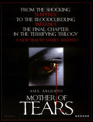 Mother of Tears US Poster