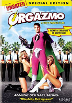 Orgazmo Special Edition DVD cover