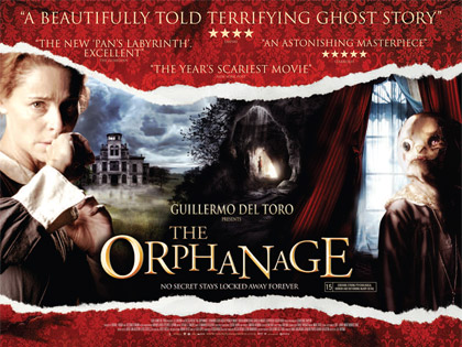 UK Quad artwork for The Oprhanage