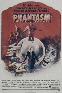 New Line and Don Coscarelli to make a new set of <b>Phantasm</b> films