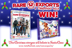 Winner of our <b>Rare Exports</b> comp