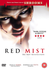 <b>Red Mist</b> release on Blu-Ray and DVD on 13th July